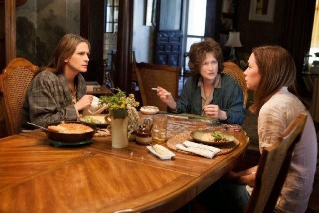 Julia Roberts, Meryl Streep, Julianne Nicholson