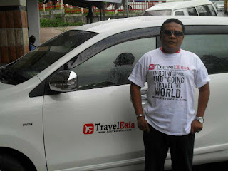 Direktur Transportasi TravelEsia