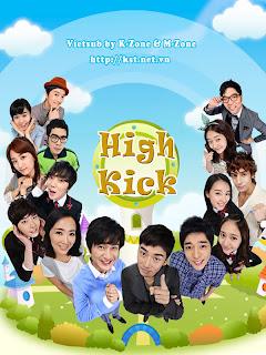Phim Gia Đình Là Số 1 - High Kick [Vietsub] Online