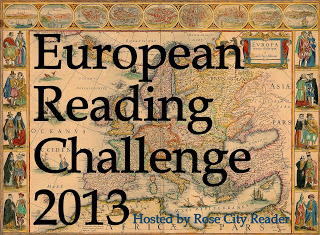 European Reading Challenge 2013