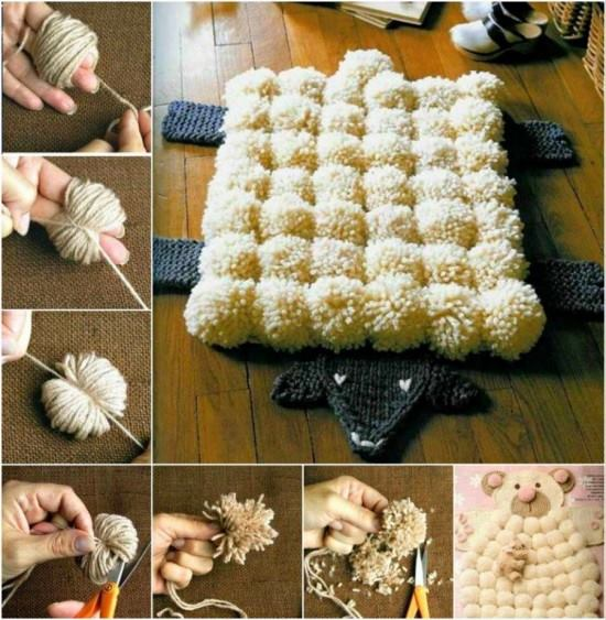 Five Amazing Diy Using the knitting Thread