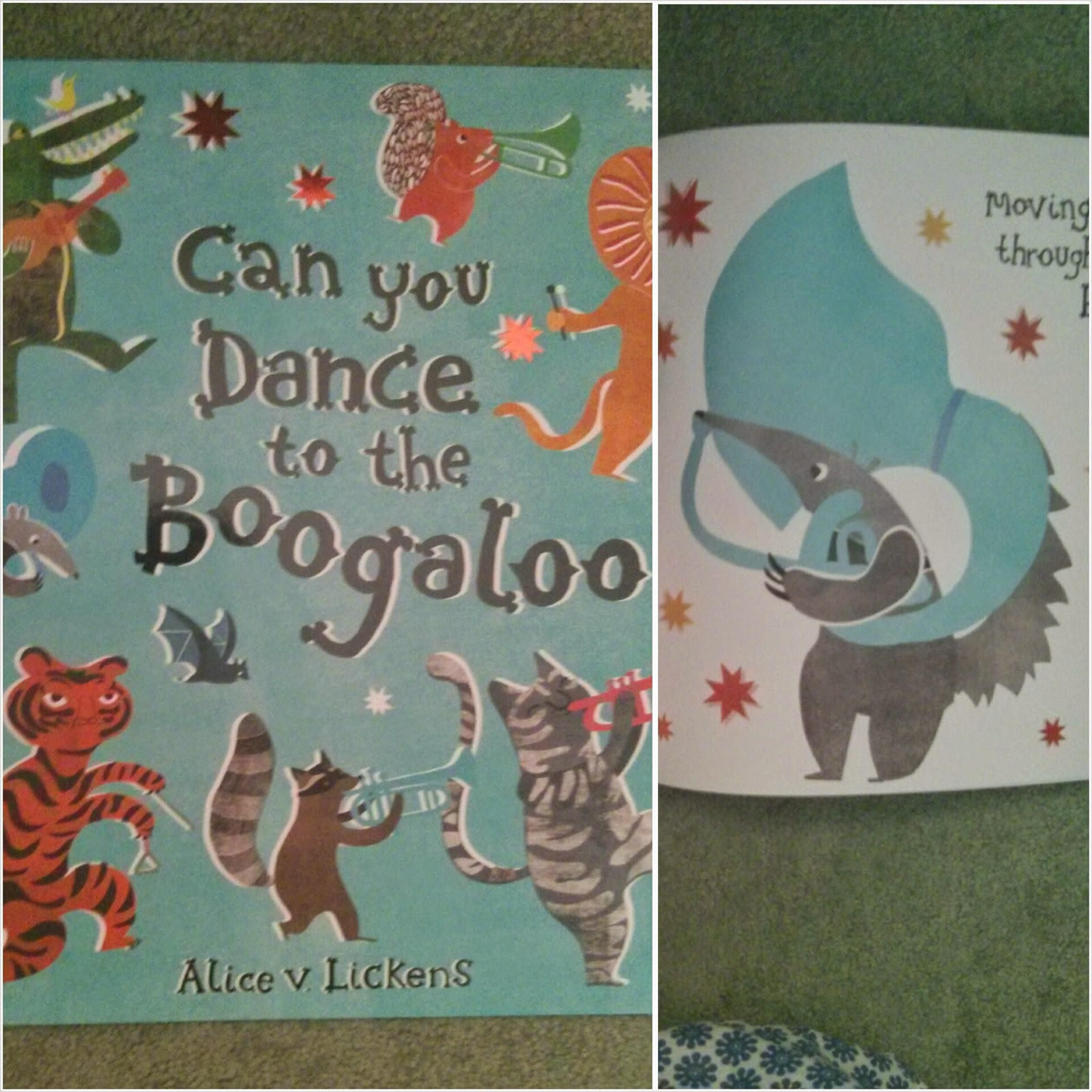Can You Dance to the Boogaloo Review