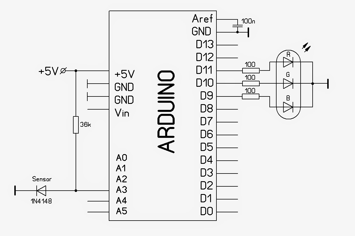 microcontroller home projects