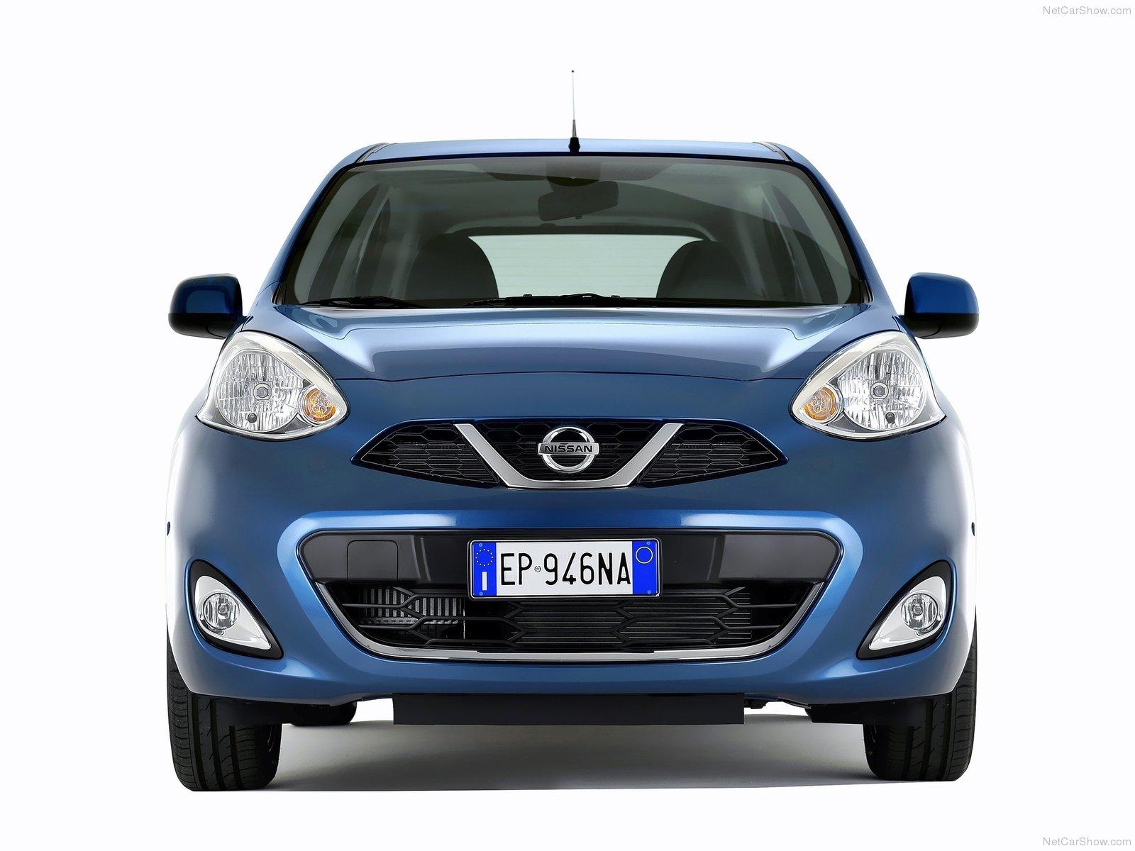 2014 Nissan Micra | New Nissan Micra | Nissan Micra (2014) | New Nissan Micra Facelift | new Micra | way2speed.com | Nissan Micra 2014