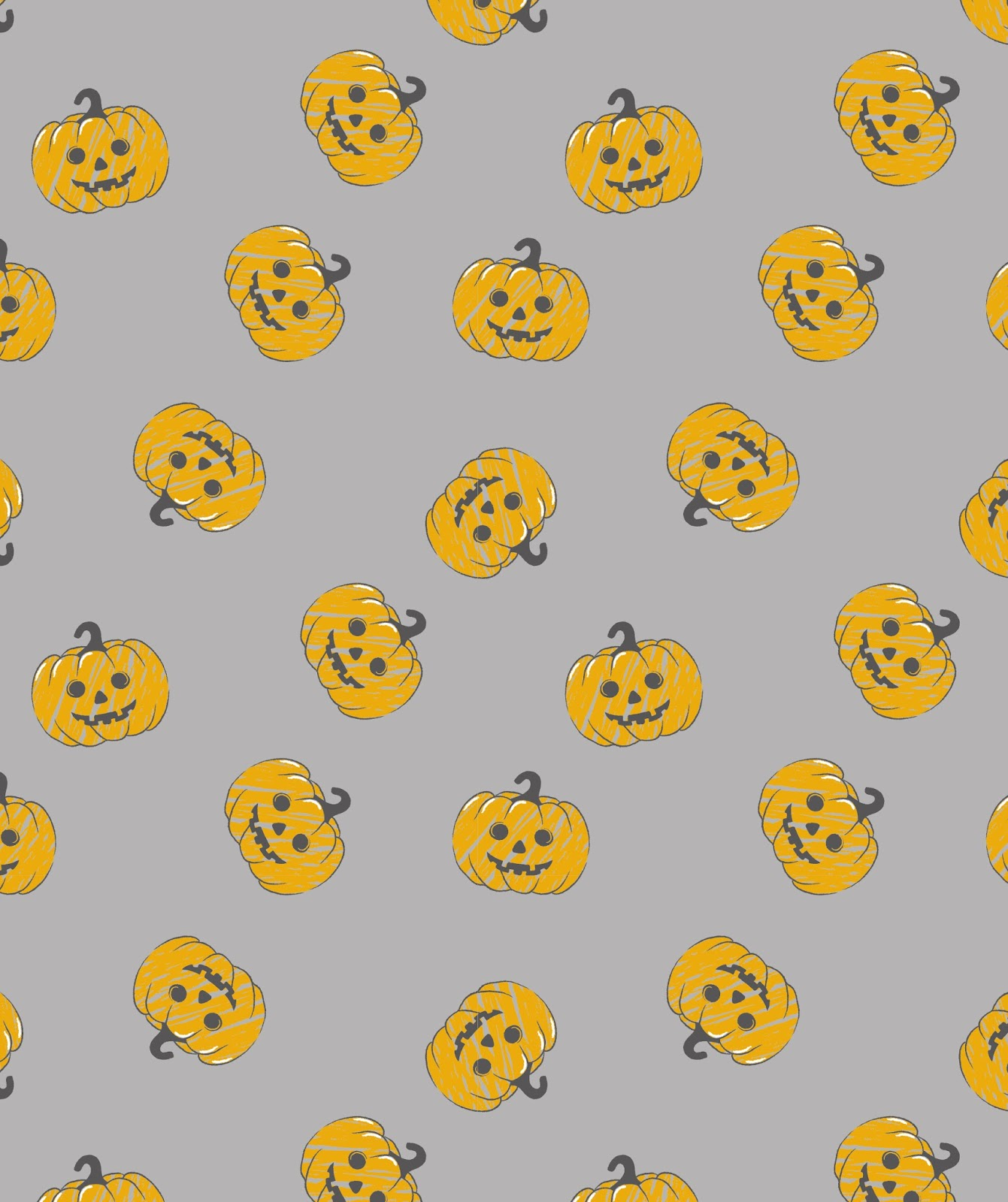 spooky kids allover prints - Prints For Kids
