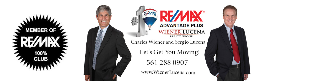 Wiener Lucena Realty Group at RE/MAX Advantage Plus