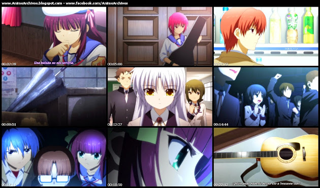 Angel Beats!i