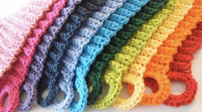 free crochet pattern dishcloth