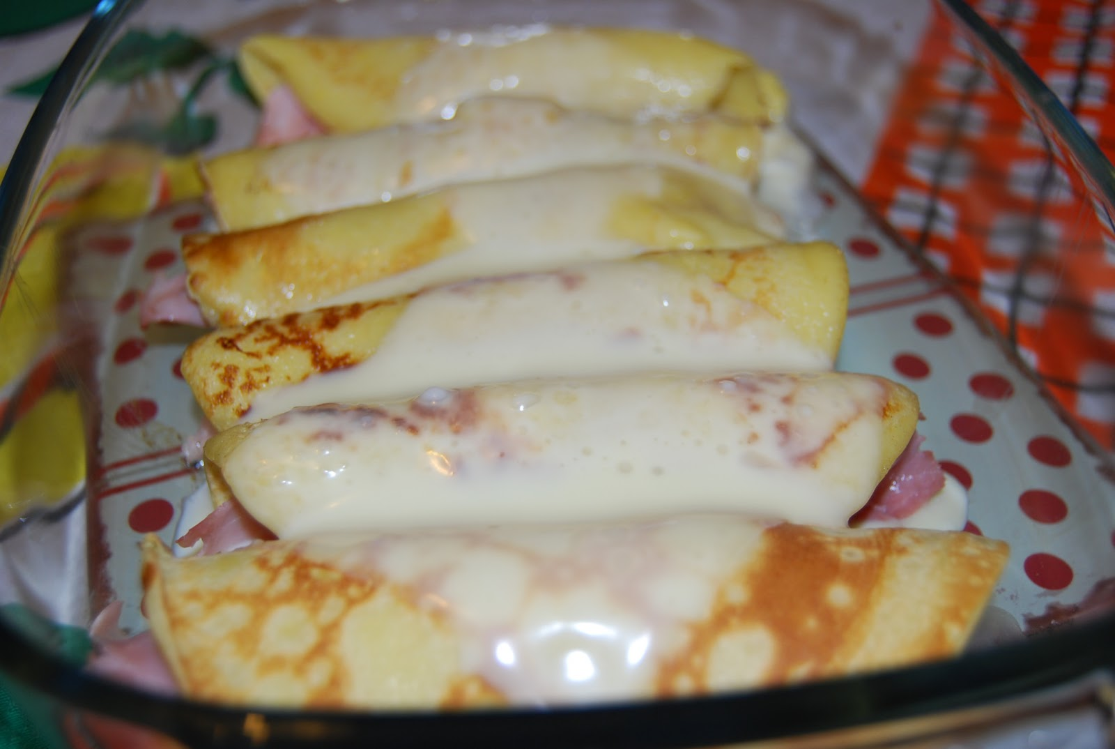 Ricetta per crepes 1 uovo