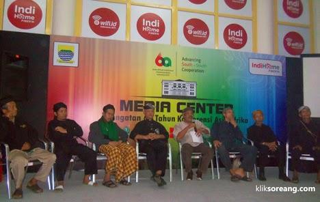 BOMA Jawa Barat Menginjakkan Kaki di Museum Konferensi Asia Afrika