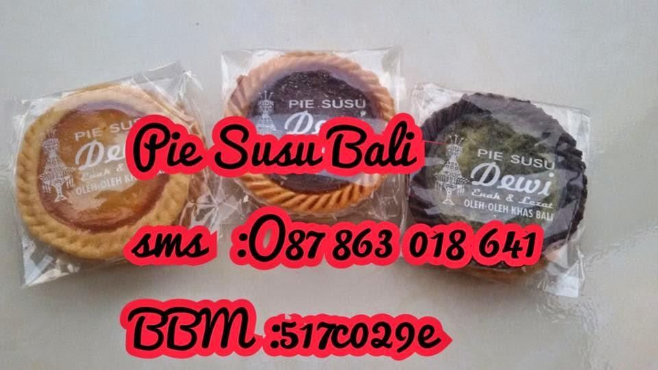 Penjual Pie Susu Bali Di Palangkaraya