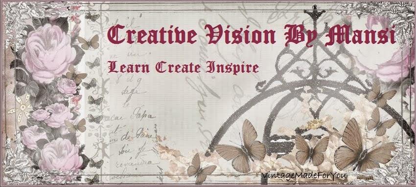 Creative Vision By Mansi