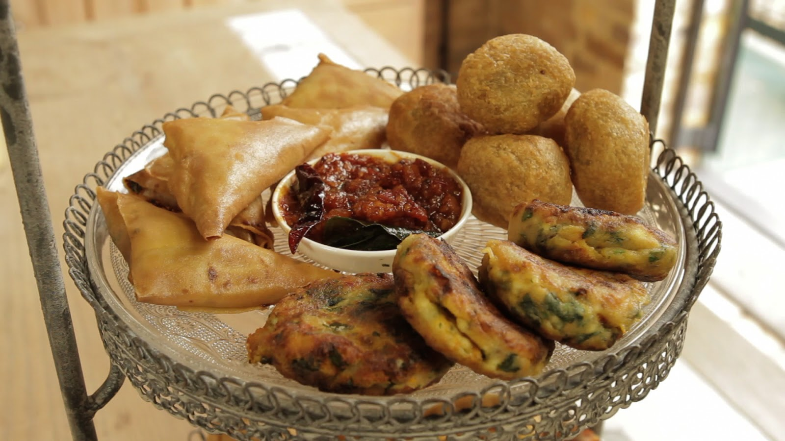 5 aspecto comida india: