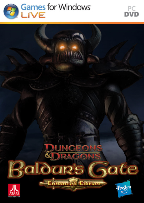 Baldurs Gate Enhanced Edition PC Full Español