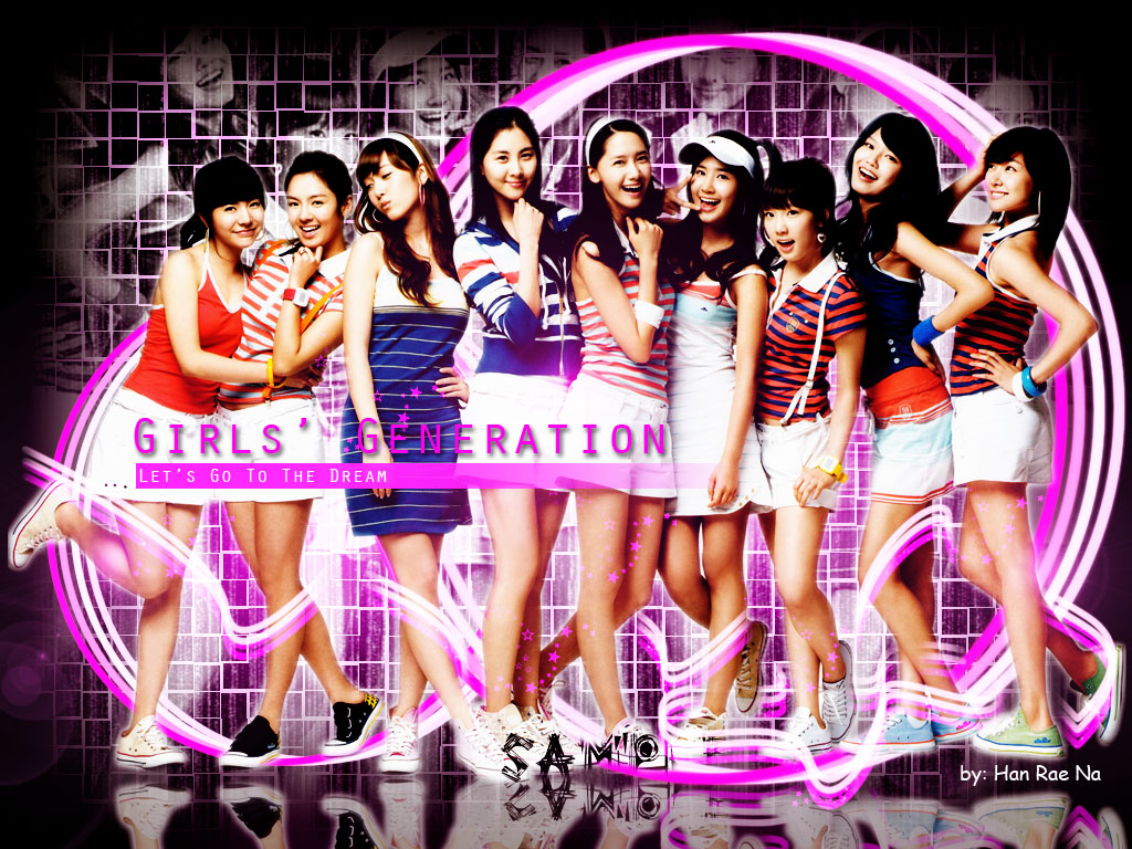 ♔SNSD,Girls Generation Fans Club♔