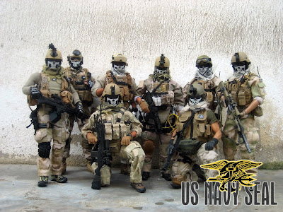 seal team 6 bin laden. seal team 6 bin laden. Seal Team 6 In Their Business