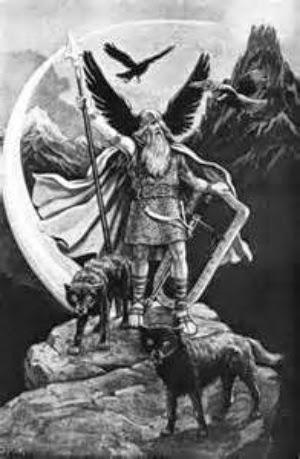 Odín, El Padre-Dios Escandinavo