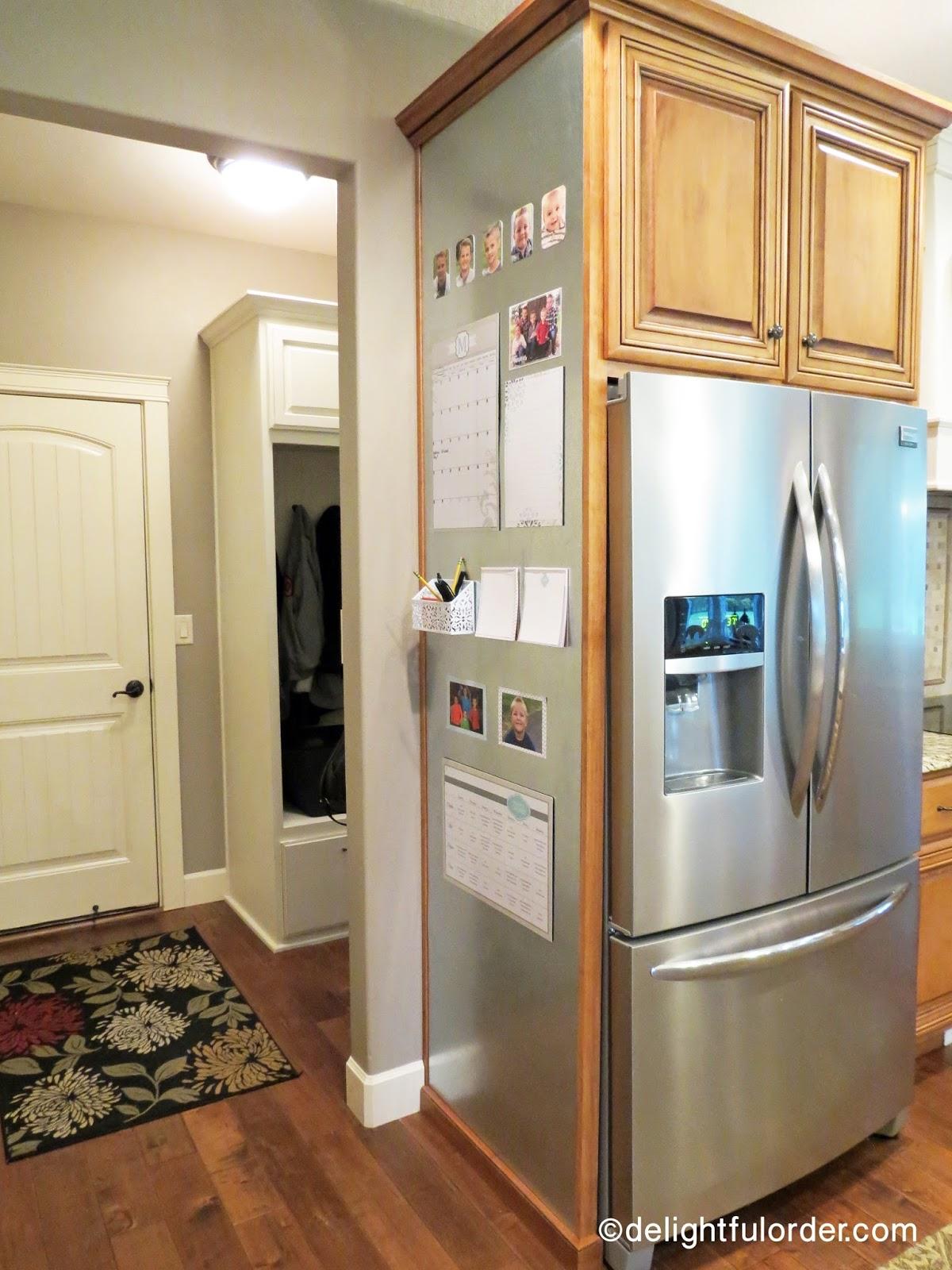 My New Kitchen Command Center