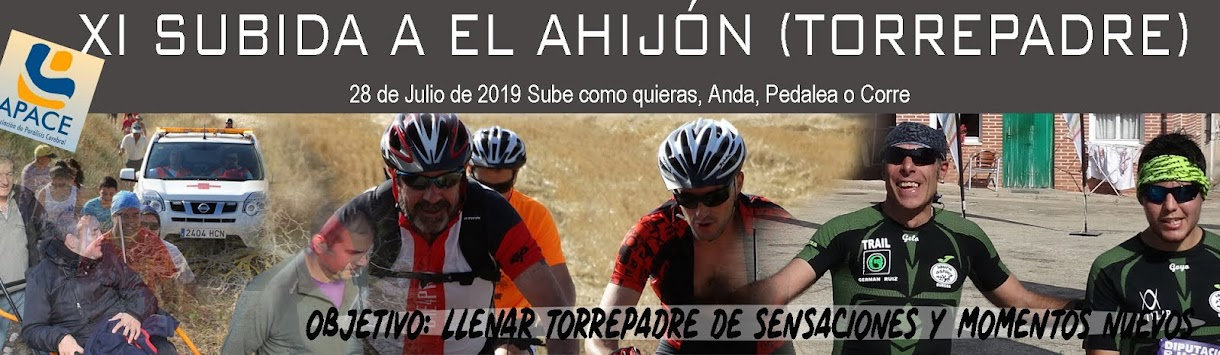 XI SUBIDA A EL AHIJON