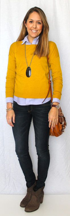Ju0026#39;s Everyday Fashion Todayu0026#39;s Everyday Fashion The Mustard Sweater