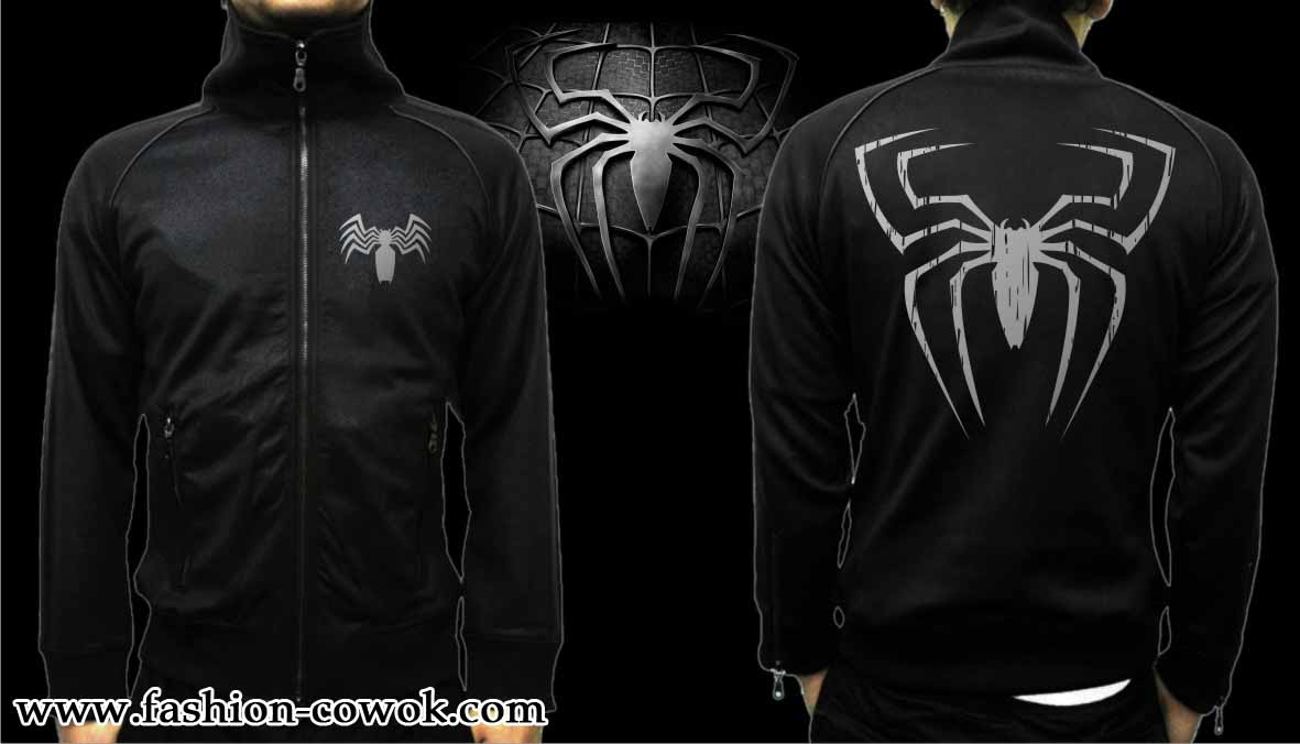 JAKET ULTIMATE SPIDERMAN