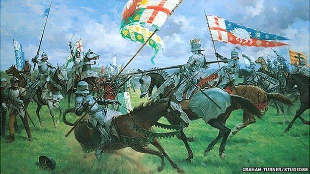 Localizan los restos de Ricardo III, el último rey inglés muerto en combate _65643088_bosworth