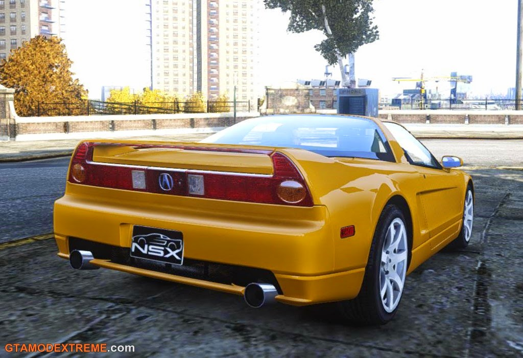 Download carro Acura NSX 2005 Para GTA IV