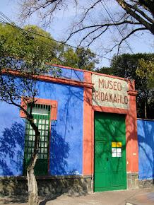 Visita el Museo Frida Kahlo