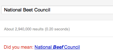 National Beet Council Google Search