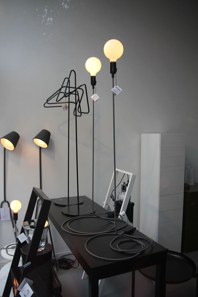 Design House Stockholm Cord Lamp Cord Lamp by Design House