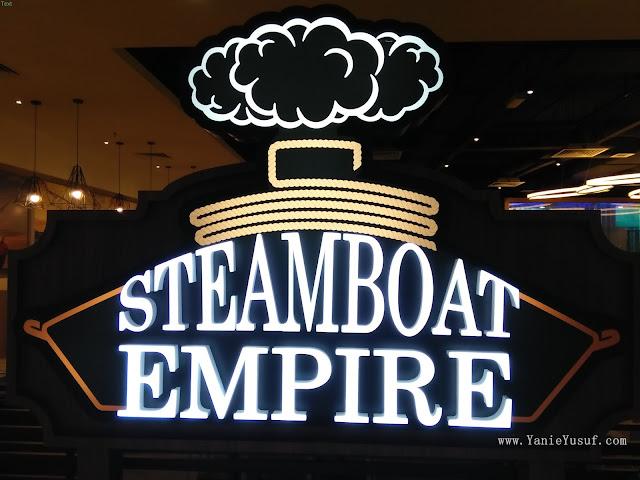 Steamboat Empire, Cyberjaya
