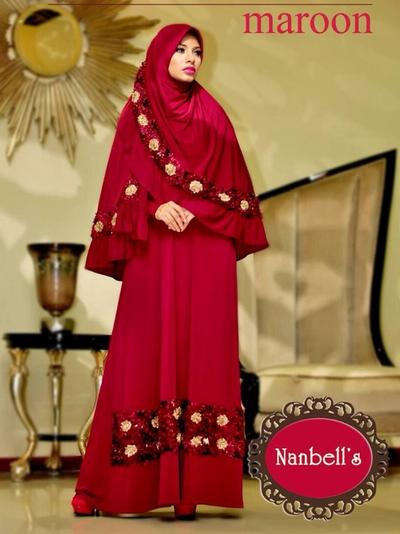 Desain Baju Muslim Terkini