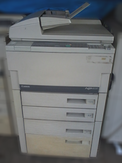 Fotocopy bekas