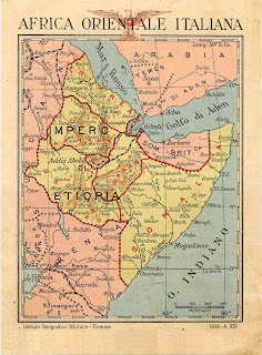 italian somaliland with eritrea by annexing ethiopia essay What if italy joined the central powers in world war 1 would this effect their african colonies and lead to ethiopia annexing eritrea and/or italian somaliland with the help of the entente.