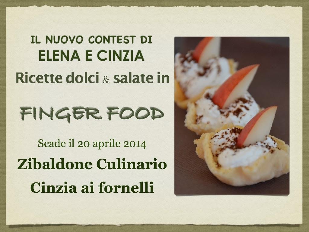 finger food contest