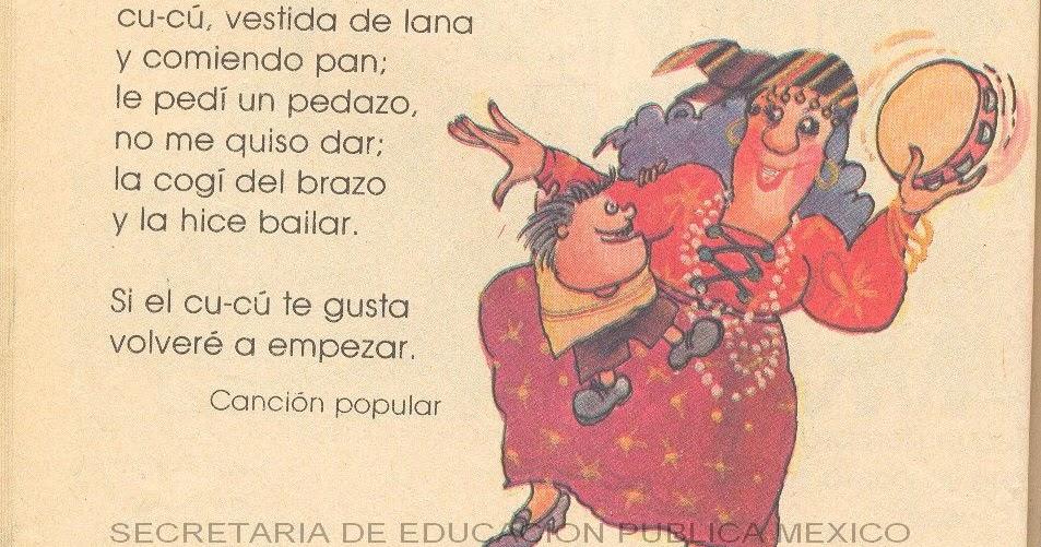 Libros de Primaria de los 80's: Cu-Cú (Mi libro de segundo