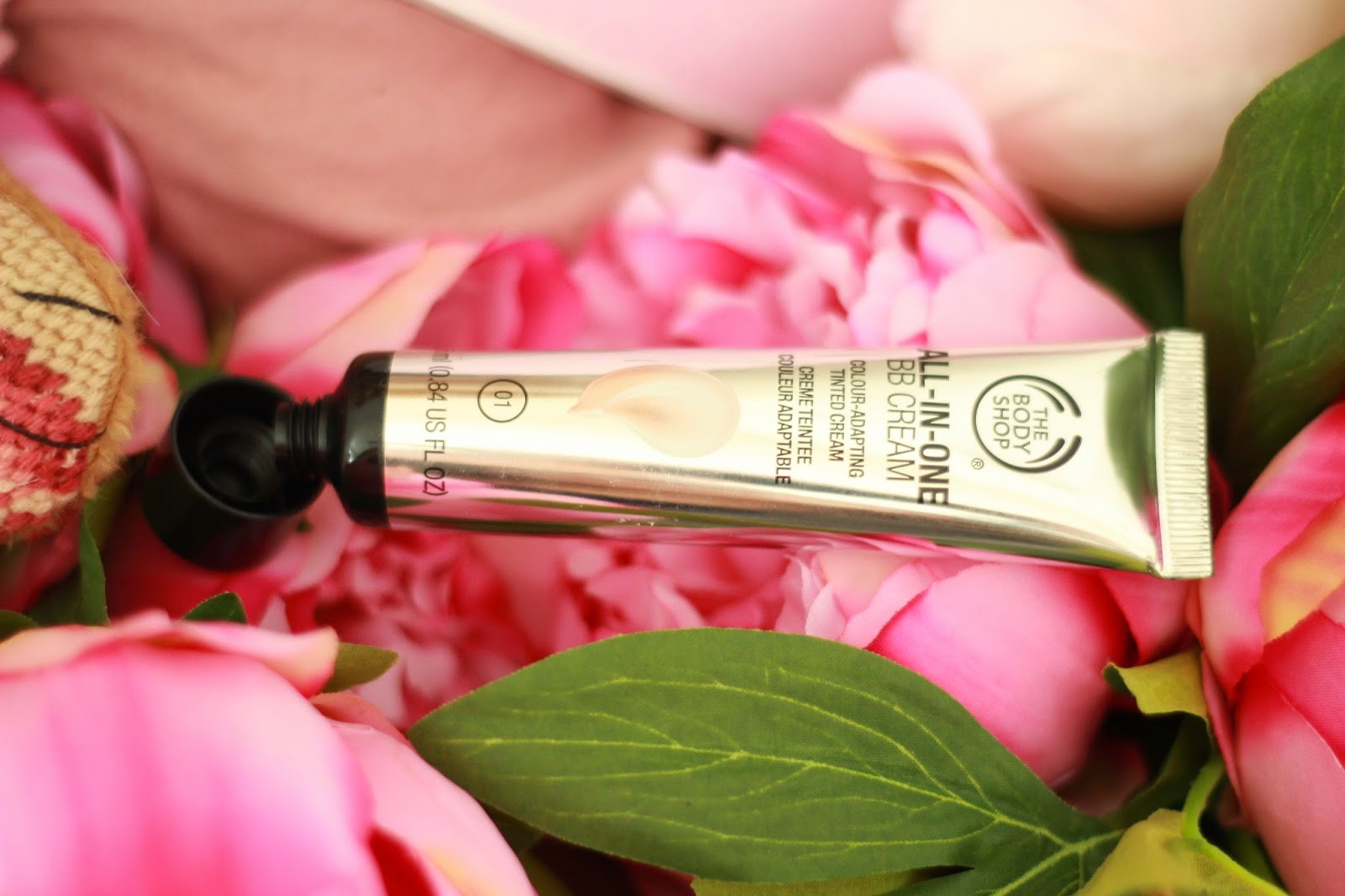 review the body shop all-in-one bb cream