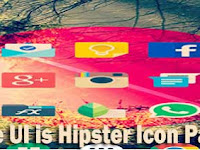 Iride UI is Hipster Icon Pack Apk v1.0.7