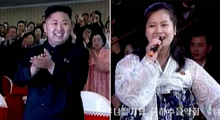 North Korean dictator Kim Jong-un executes Ex-Girlfriend publicly.