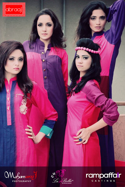 Abraaj Latest Winter Collection 2013 For Womens By Fashion She9