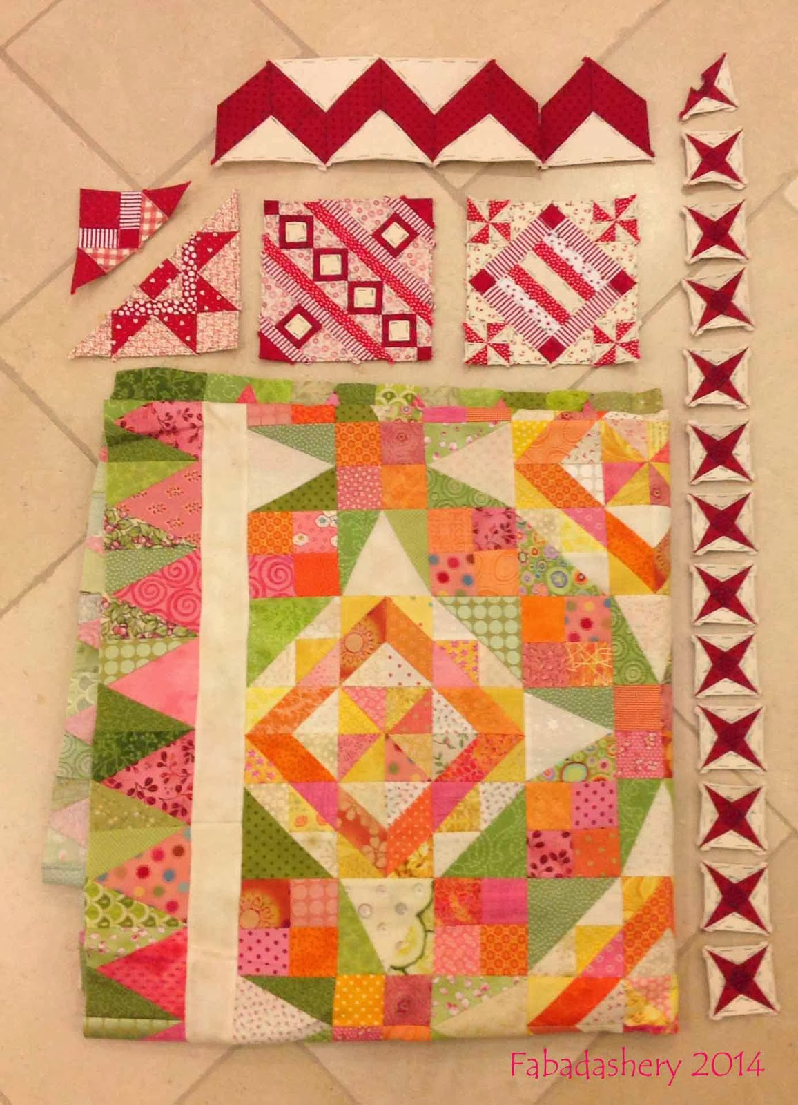 Output - 12 Days of Sewing at Fabadashery