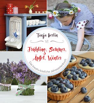 ♥ Mein Buch - Frühling, Sommer, Äpfel, Winter ♥