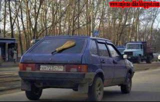 Lude slike, auto