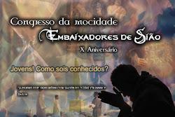 """""""Congresso de Jovens em Itapecerica da Serra""""."""