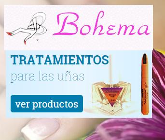 Tratamientos para las uñas Bohema