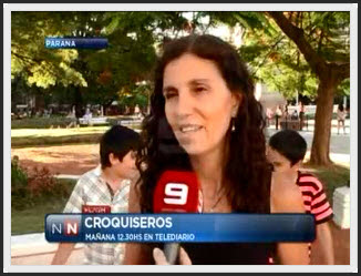 Canal 9 Litoral - nota