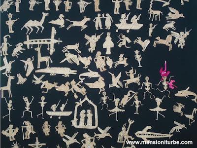 Arte Popular Mexicano de Tzintzuntzan Michoacán