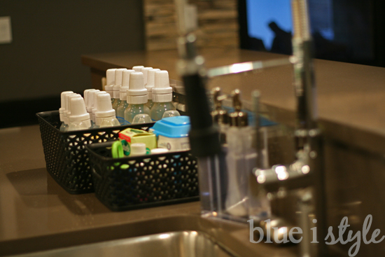 Organizing With Style How To Organize Baby Bottles