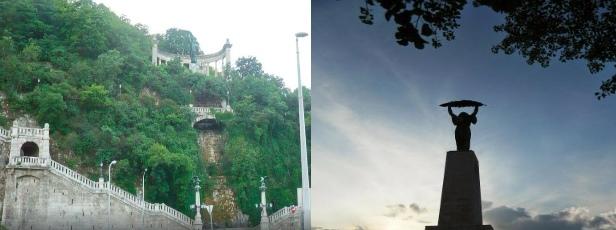 Gellert Tepesi Budapeşte