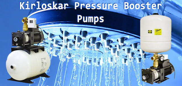 Kirloskar Pressure Booster Pumps to Buy Online India | Pumpkart.com